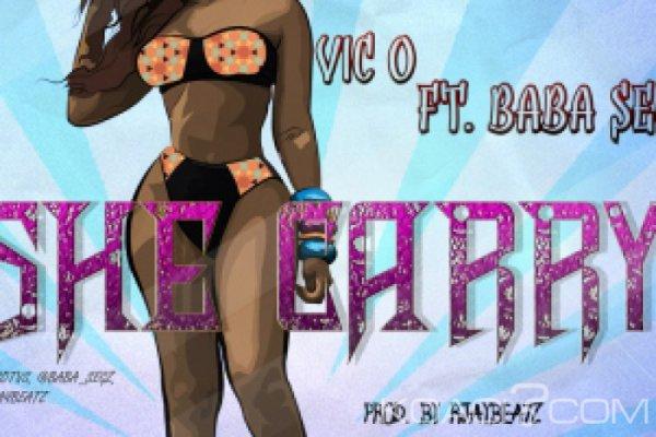 Vic O ft. Segz - She Carry - Naïja