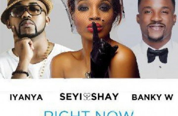 Seyi Shay – Right Now (Remix) ft. Banky W x Iyanya - Naïja