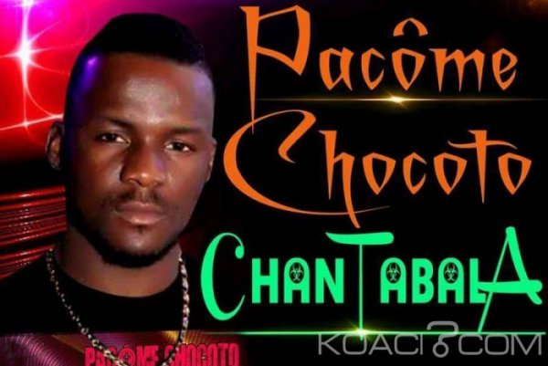 Pacome Chocoto - Chatabala - Coupé Décalé