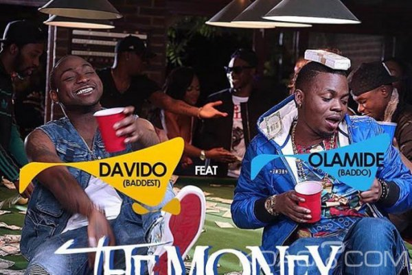 Davido Ft. Olamide - The Money - Naïja