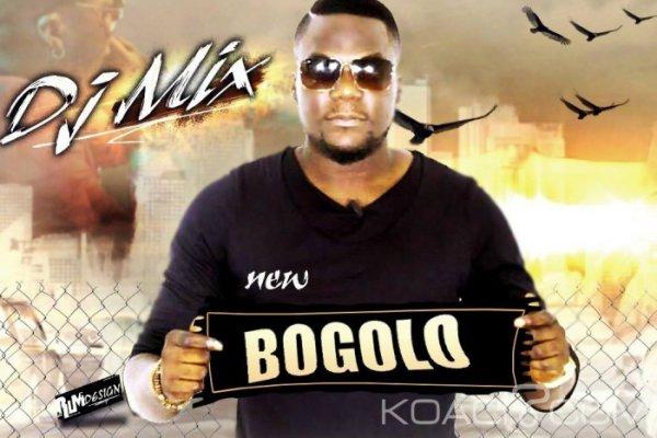 Dj mix - Bogolo - Coupé Décalé