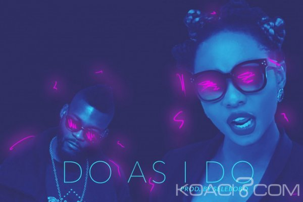 Yemi Alade  ft. DJ Arafat - Do As I Do - Naïja