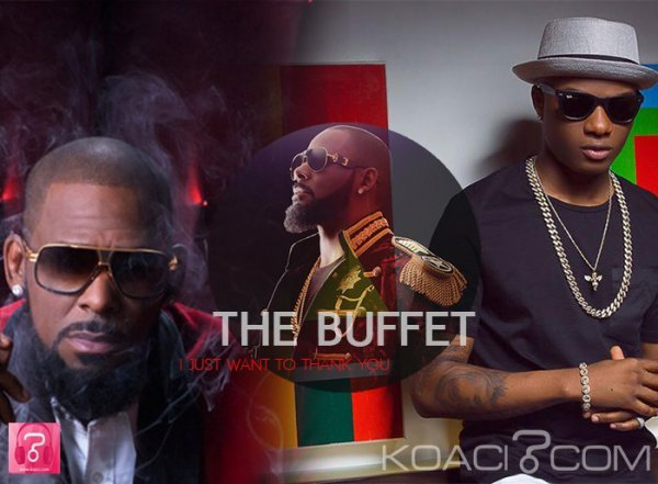 R.Kelly Ft Wizkid -  I Just Want To Thank You - Pop