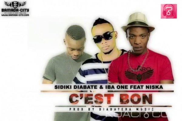 Sidiki Diabaté et Iba One ft. Niska - C'est Bon - Afrobeat