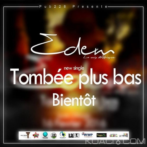 Edem -Tombée plus bas - Togo