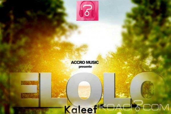 Kaleef -Elolo - Togo