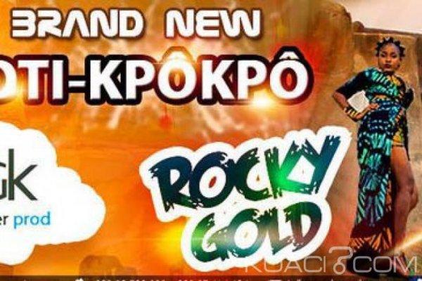 Rocky Gold - Oti Kpokpo - Coupé Décalé