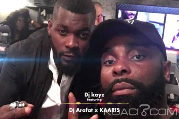Dj kayz - Dans le Club Ft Kaaris et Dj Arafat - Afrobeat