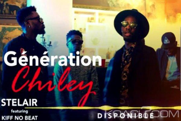 Stelair - Génération Chilley  F.t Kiff No Beat - Rap