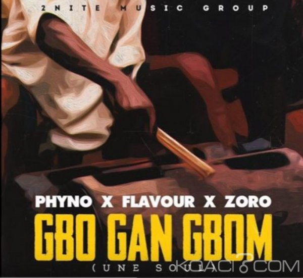 Flavour  - Gbo Gan Gbom ft Zoro et Phyno - Naïja