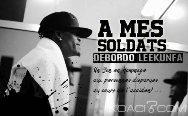 Debordo Leekunfa - A Mes Soldats - Coupé Décalé