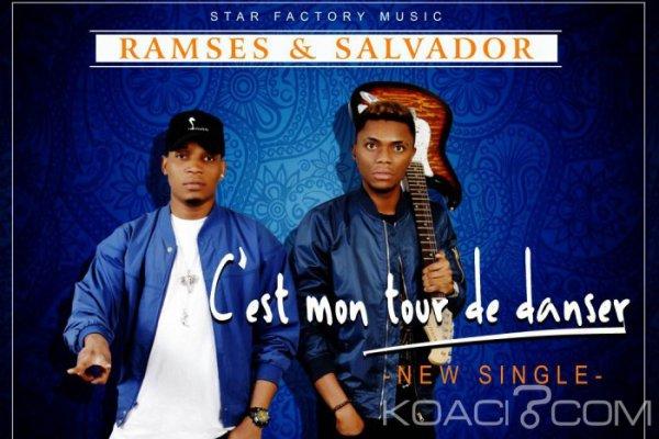 Ramses & Salvador - C'est mon tour de danser - Coupé Décalé
