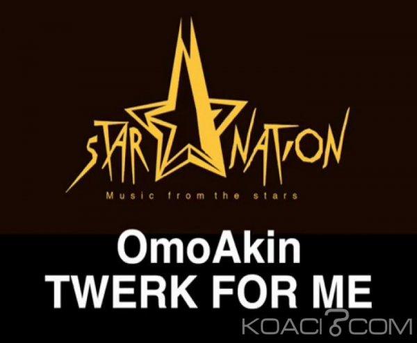 Omoakin - Twerk For Me - Azonto