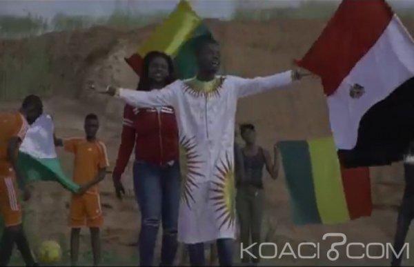 Abiba - Gabon 2017 Ft. Sidiki Diabaté - Mali