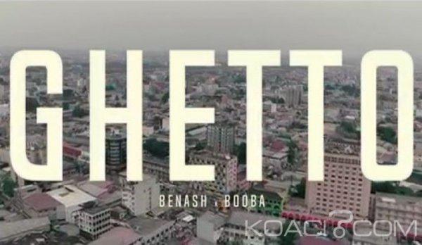 Benash - Ghetto ft. Booba - Camer