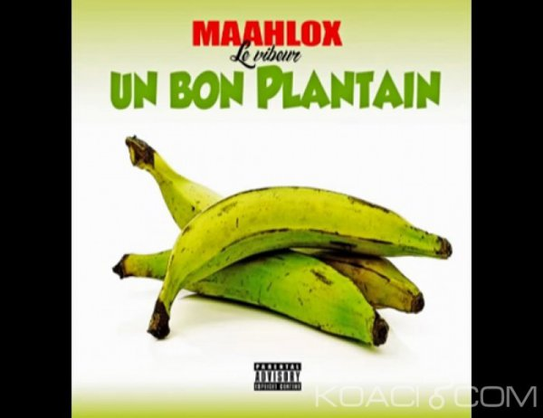 Maahlox Le Vibeur - Un Bon Plantain - Camer