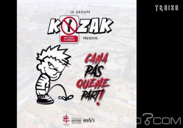 Kozak - Caha pas quehe part - Rap