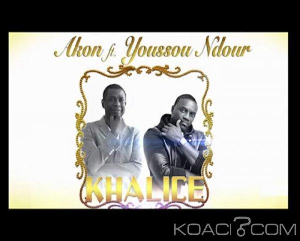 Akon Ft. Youssou Ndour - KHALICE - Sénégal
