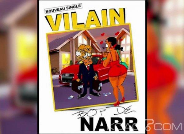 Bop de Narr  - Vilain - Rap