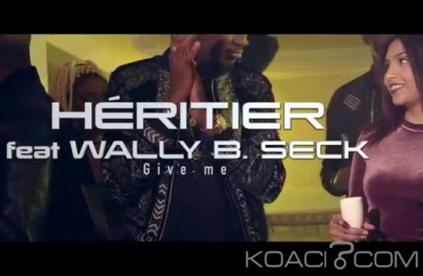 Héritier Watanabe - GIVE ME Feat. Wally Seck - Congo