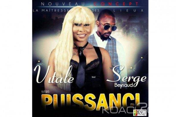Vitale ft. Serge Beynaud - Puissanci - Coupé Décalé