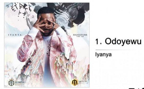 Iyanya - Odoyewu - Naïja
