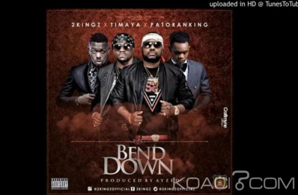 Patoranking Ft. Timaya – Bend Down - Naïja