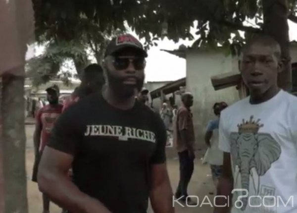 Kaaris - Abidjan 2017 - Rap