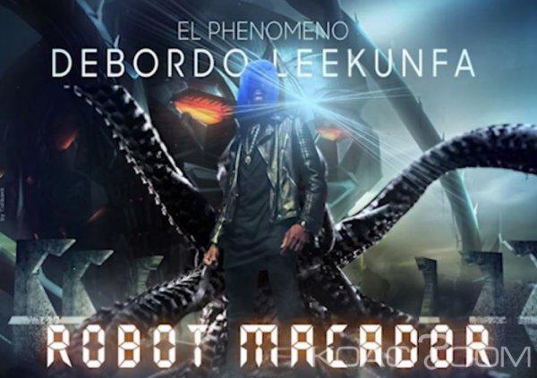 Debordo Leekunfa - Robot Macador - Coupé Décalé