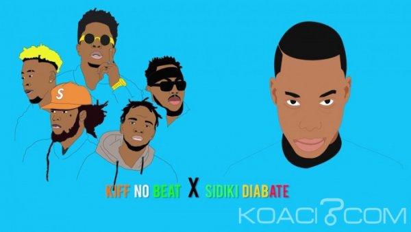 Kiff no beat Ft. Sidiki Diabate - C'est pas pareil - Rap