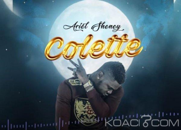 ARIEL SHENEY - COLETTE - Coupé Décalé