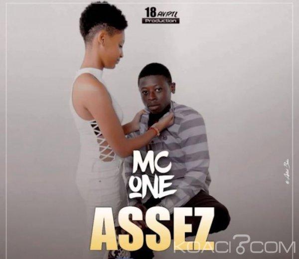 Mc One - Assez - Rap