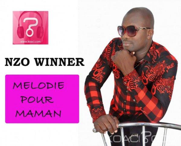 NZO WINNER - Mélodie pour maman - Zouglou