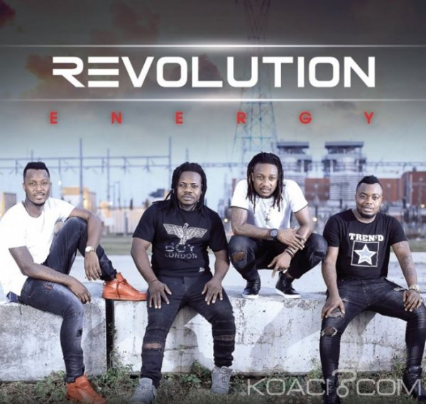 Revolution  - Kelly Ft  Magic System - Zouglou