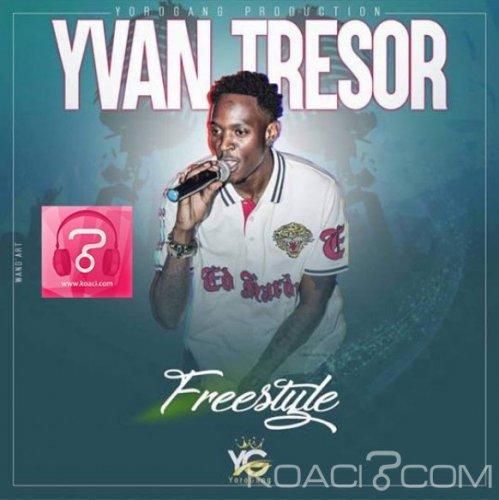 Yvan Tresor - Freestyle Dosabado - Coupé Décalé