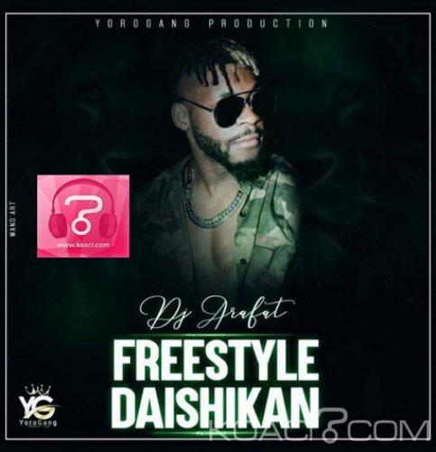 Dj Arafat - Freestyle Daishikan - Coupé Décalé