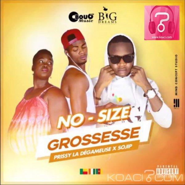NO-SIZE ft. Prissy et Sojip - Grossesse - Rap