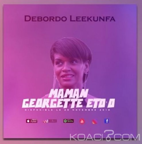 Debordo Leekunfa - Maman Georgette Eto'o - Coupé Décalé