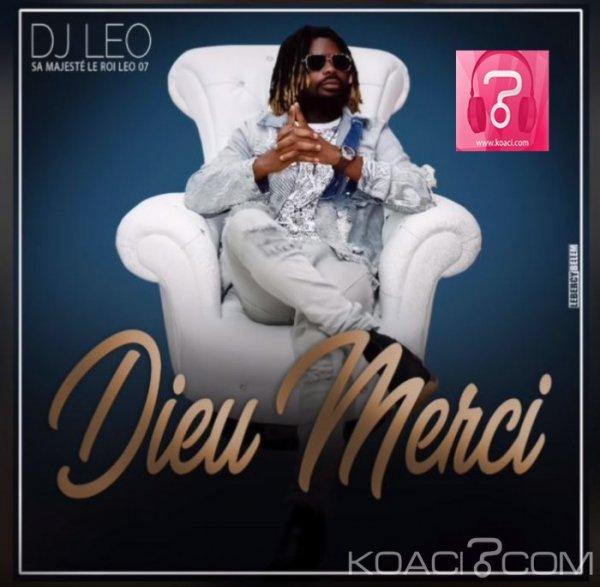 DJ LÉO LE KDO DU CIEL - DIEU MERCI - Coupé Décalé