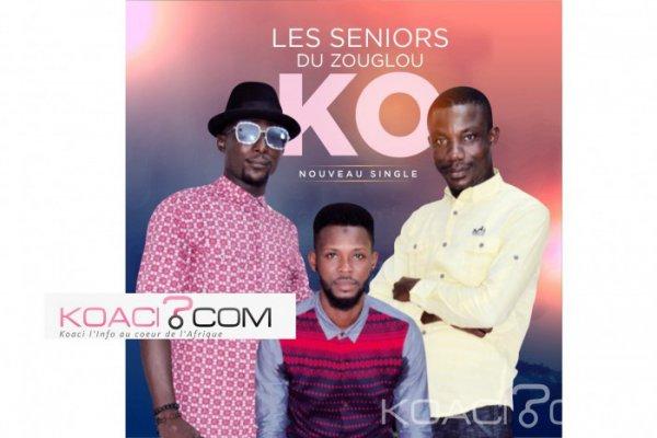 Les Seniors - K.O - Zouglou