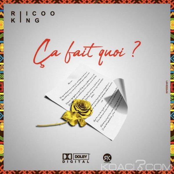 RIICOO KING - ça fait quoi ? - Afrobeat