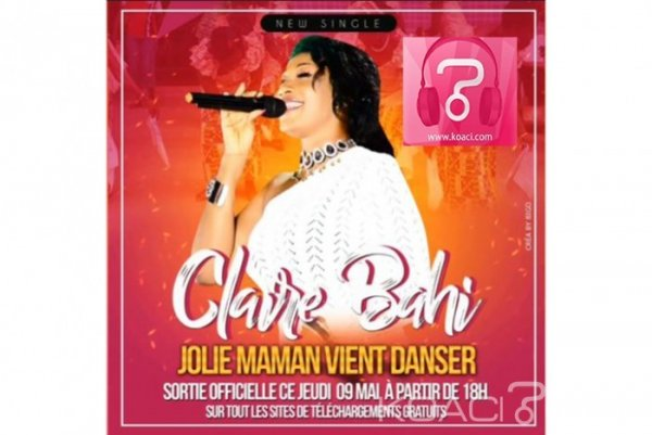 CLAIRE BAHI - JOLIE MAMAN VIENS DANSER - Coupé Décalé
