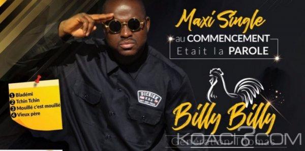 BILLY BILLY - Vieux père - Rap