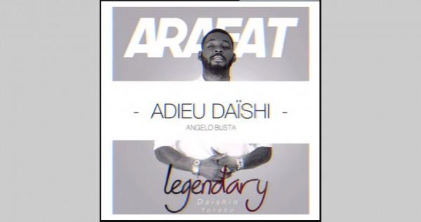 Angelo Busta - Adieu Daïshi - Coupé Décalé