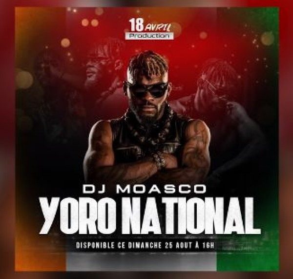 Dj Moasco - Yôro National - Coupé Décalé
