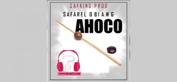 SAFAREL OBIANG AHOCO