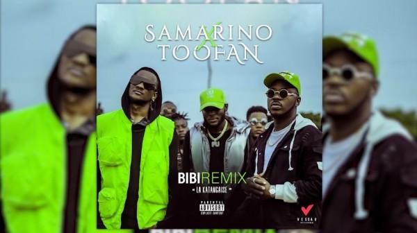 Samarino feat Toofan - La Katangaise (Bibi) remix - Congo