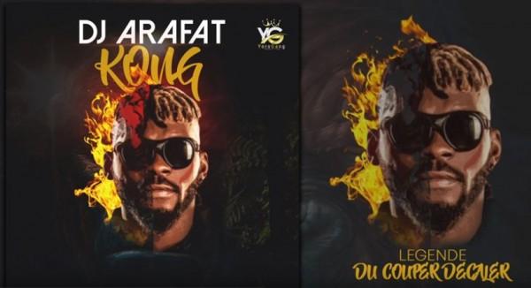 DJ ARAFAT - KONG - Coupé Décalé