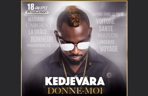 Kedjevara - Donne-Moi - Coupé Décalé