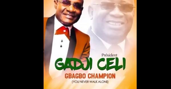 Gadji Celi - Gbagbo Champion - Varieté